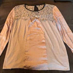 Maurices Long-Sleeved Top
